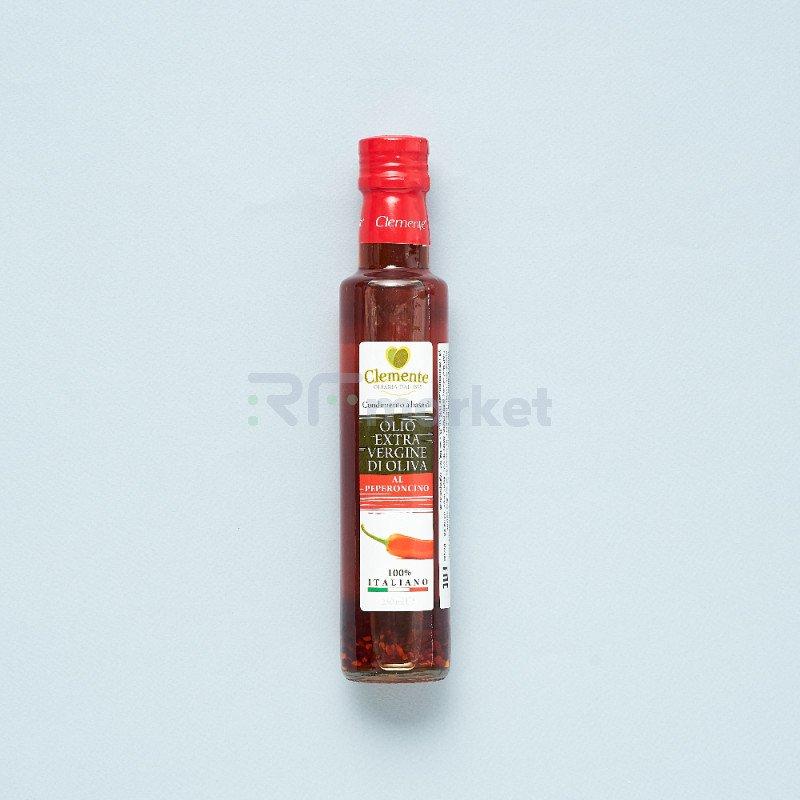 Масло оливковое с красным перцем (250 мл)