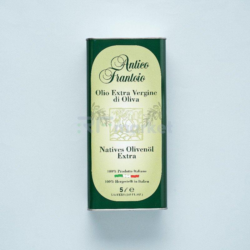"Масло оливковое первого отжима ""Antico Frantoio"" (5 л)"