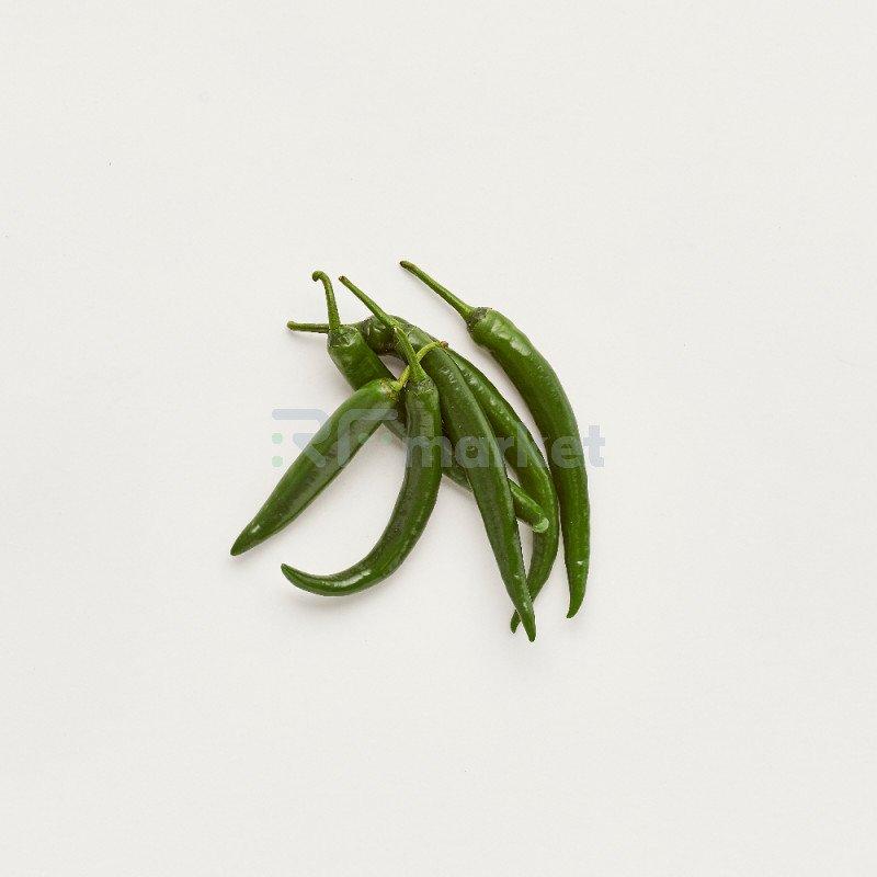 Перец Чили зеленый, Турция (1 набор 150 гр.)