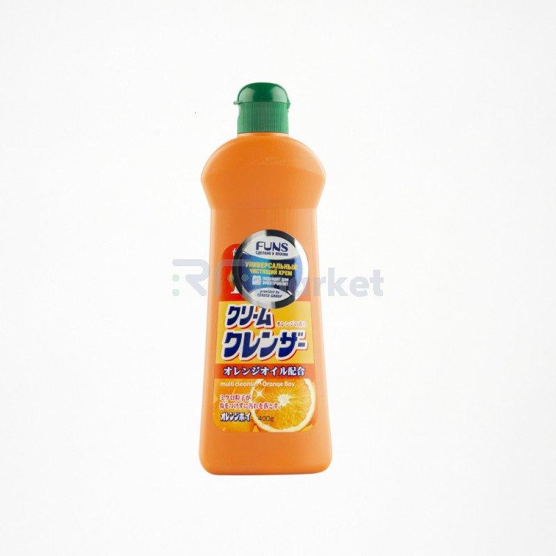 FUNS Orange Boy Крем чистящий универсальный с ароматом апельсина