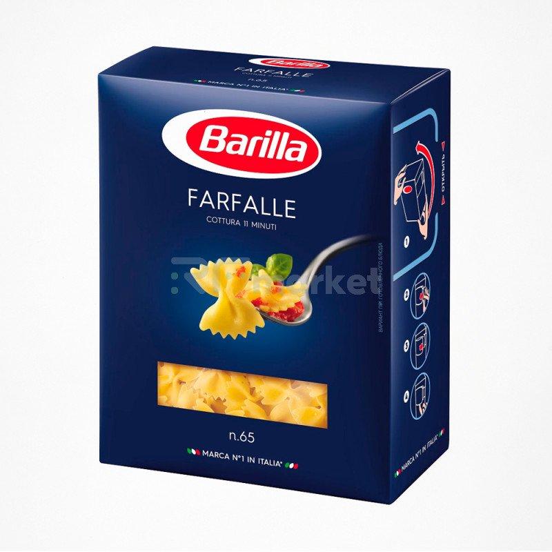 Barillа Farfalle №65 фарфалле, 400 г