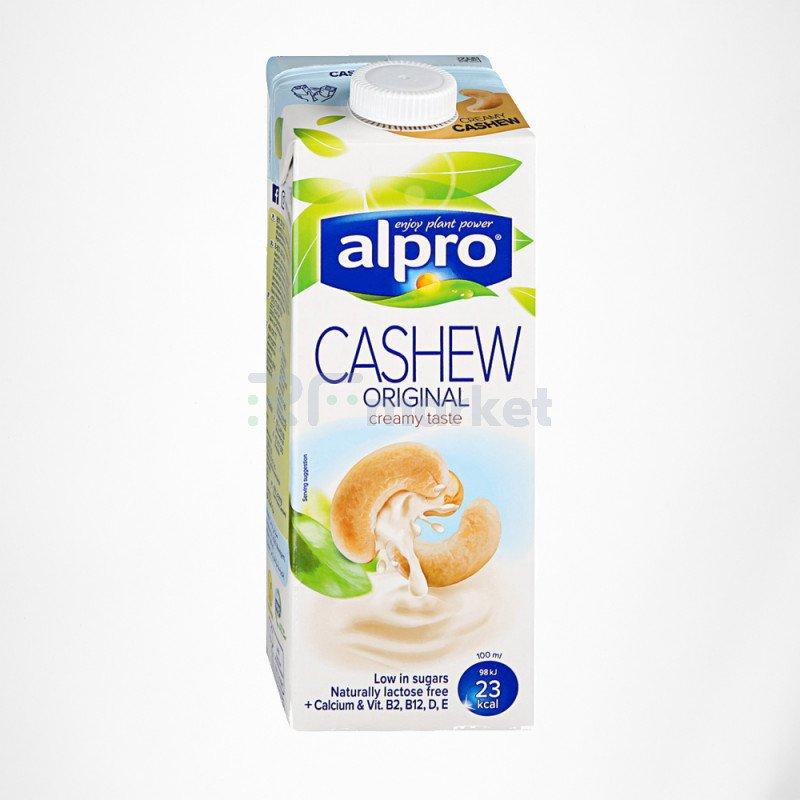 Напиток c кешью обогащенный кальцием и витаминами 1л, Алпро/ALPRO