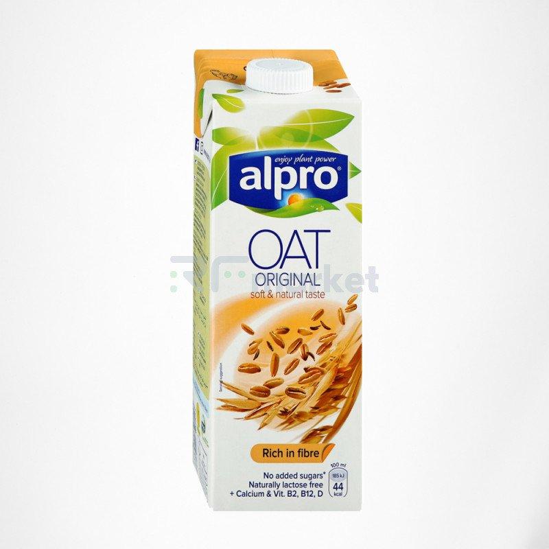 Напиток овсяный с кальцием и витаминами 1л., Алпро/ALPRO