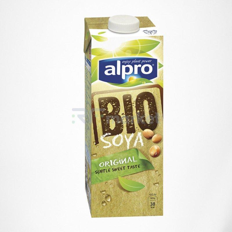 Напиток соевый Bio Nature 1л., Алпро/ALPRO