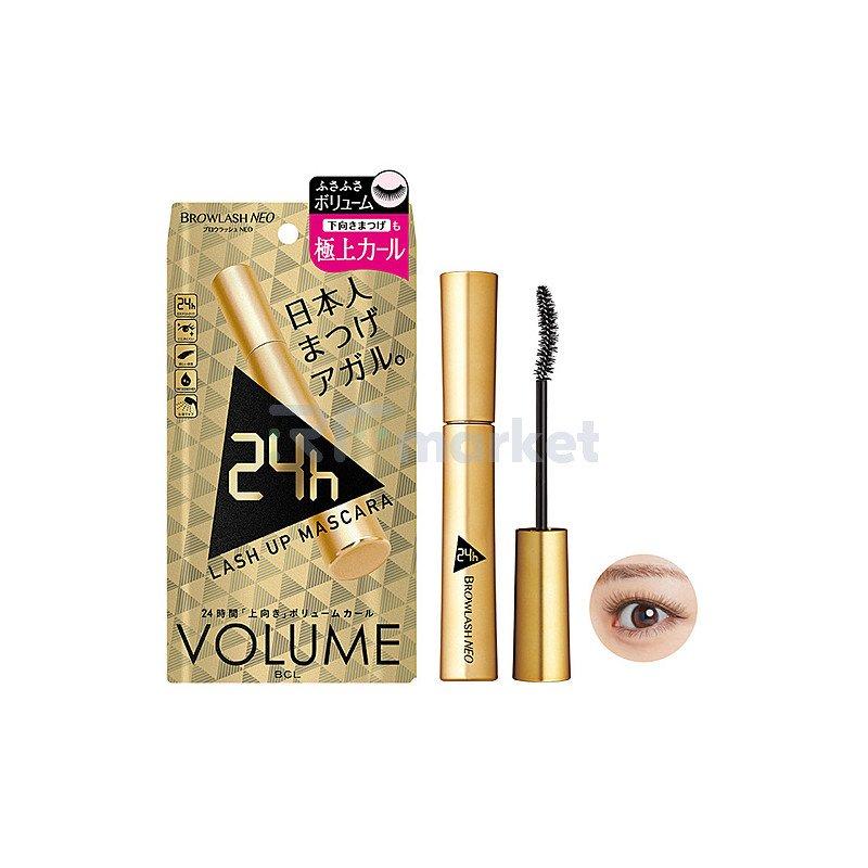BCL Тушь для ресниц объем и подкручивание - Brow lash ex mascara, 10г