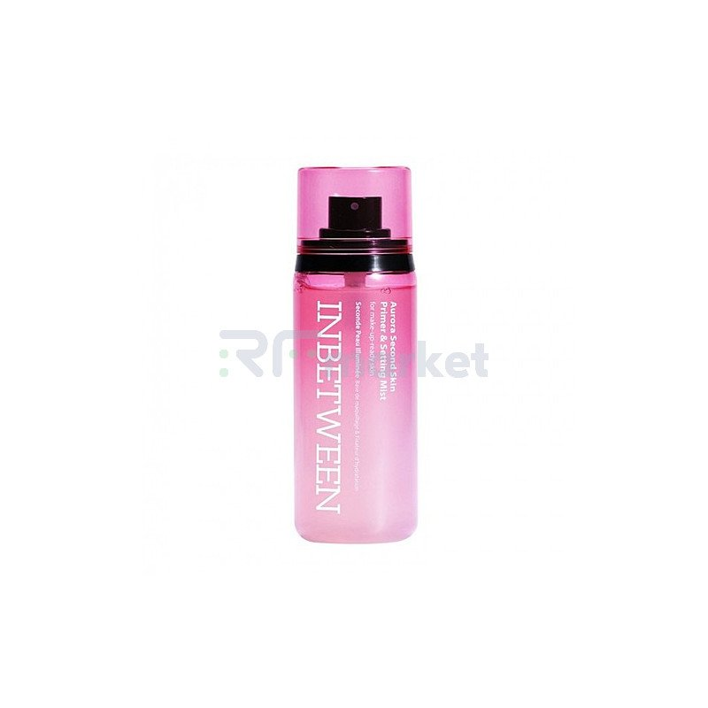 Blithe Праймер-фиксатор для макияжа - Inbetween aurora second skin primer & setting mist, 82мл