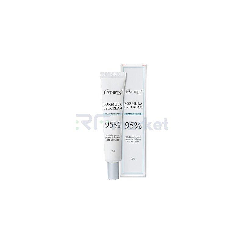 Esthetic House Крем для глаз гиалуроновая кислота - Formula eye cream hyaluronic acid 95%, 30мл