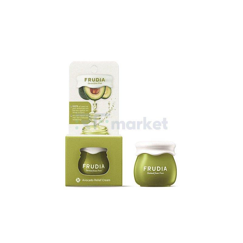 Frudia Крем восстанавливающий с авокадо - Avocado relief cream, 10г