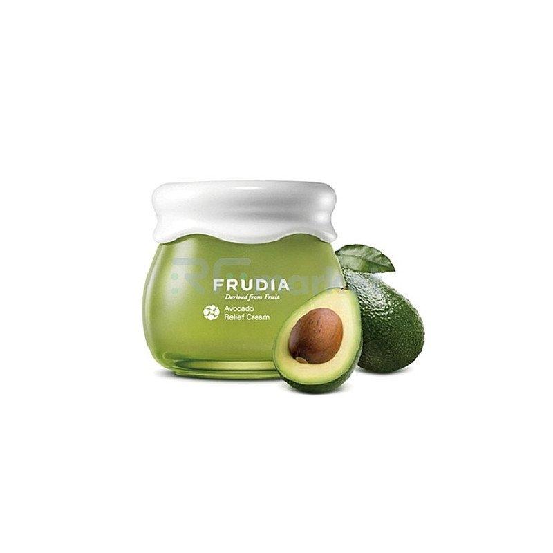 Frudia Крем восстанавливающий с авокадо - Avocado relief cream, 55мл