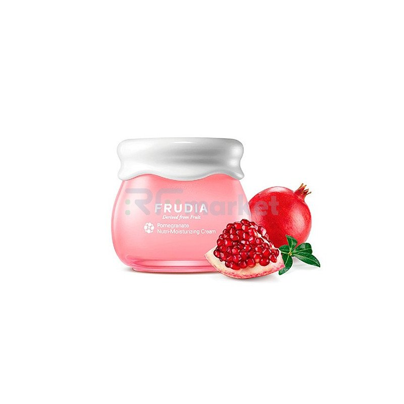 Frudia Крем питательный с гранатом - Pomegranate nutri-moisturizing cream, 55мл
