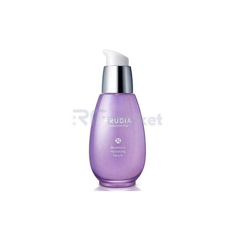 Frudia Сыворотка увлажняющая с черникой - Blueberry hydrating serum, 50мл