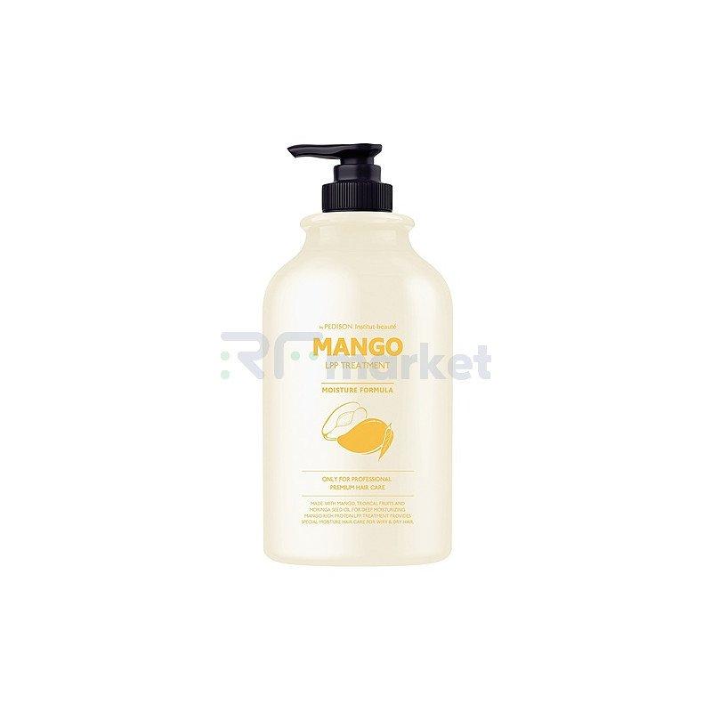Pedison Маска для волос с манго - Institut beaute mango rich lpp treatment, 500мл