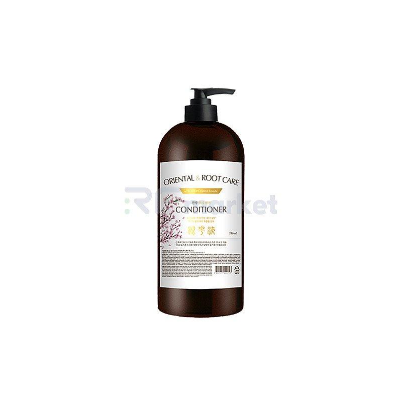 Pedison Кондиционер для укрепления волос - Pedison oriental and root care conditioner, 750мл