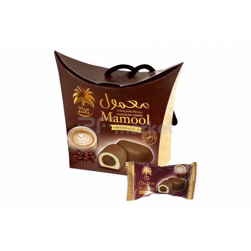 Печенье Мамуль с капучино Siafa, 115г
