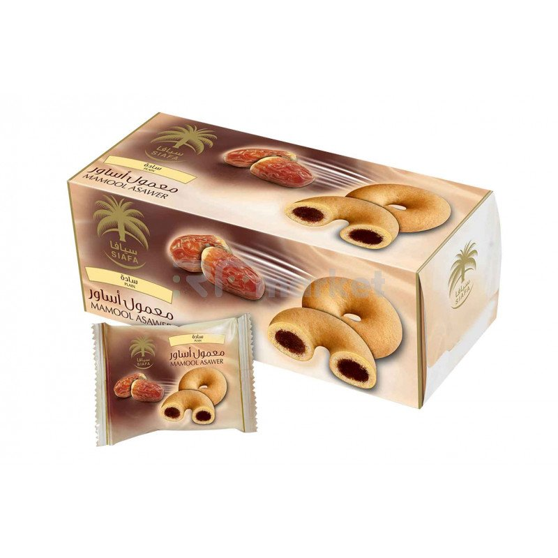 Печенье Асавер Siafa, 200г