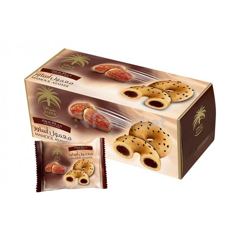 Печенье Асавер с черным тмином Siafa, 200г