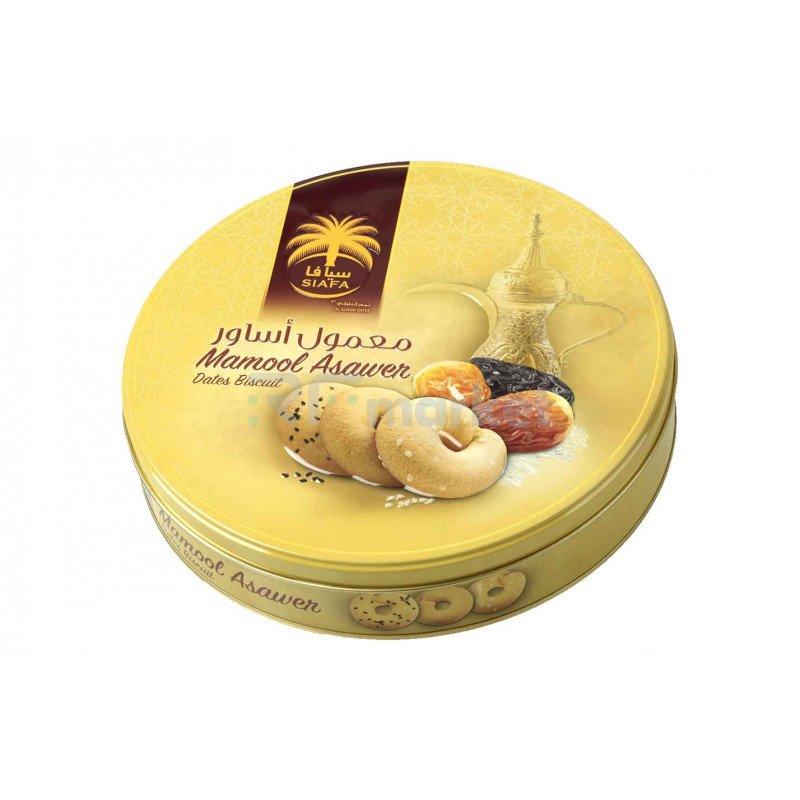 Печенье Асавер Siafa, 560 гр
