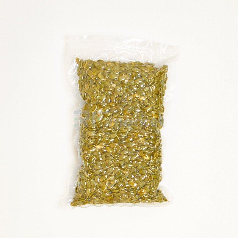 Семена тыквы, очищенные AA, 500 гр