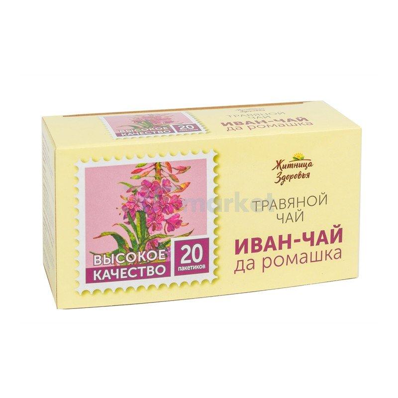 ФП Иван чай + Ромашка 1.5*20