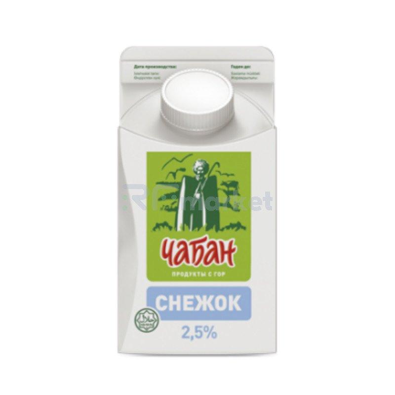 """Снежок """"Чабан"""" 2,5%, 450 г"""