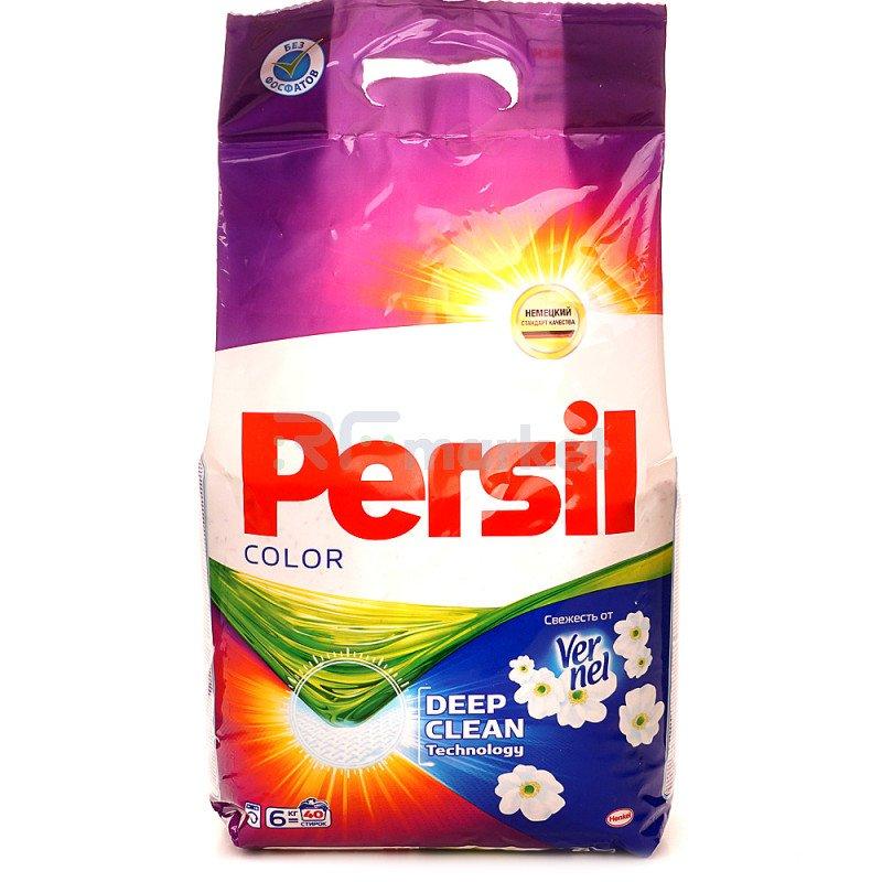 Стиральный порошок Persil Color 360 Свежесть от Vernel 6 кг