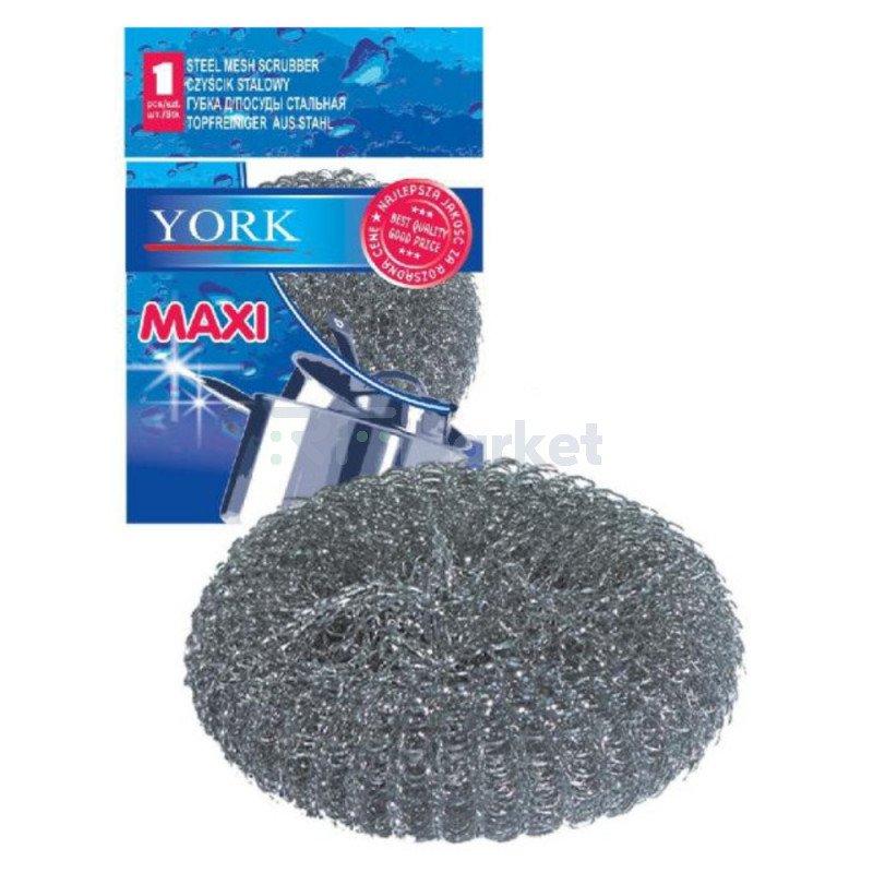 """Металлическая губка """"York"""" MEGA, 40гр."""